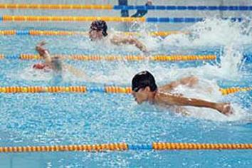 تبلیغاتی - استخر شنا
