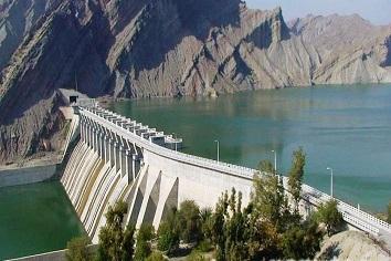 آب پشت سد شهرستان میناب جهت ضدعفونی با ازن